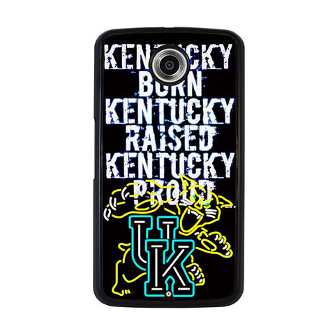 KENTUCKY-WILDCATS-UK-nexus-6-case-cover