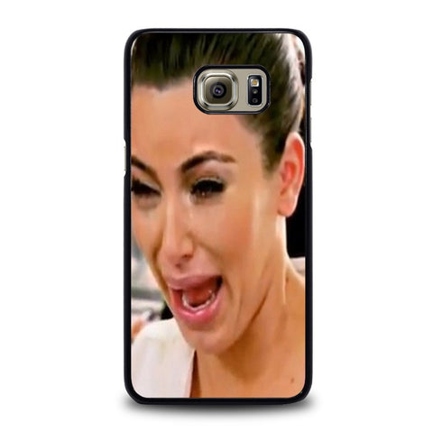 KIM-KARDASHIAN-UGLY-CRYING-FACE-samsung-galaxy-s6-edge-plus-case-cover
