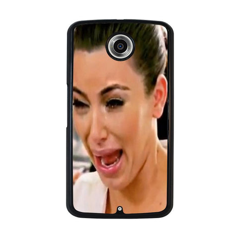 KIM-KARDASHIAN-UGLY-CRYING-FACE-nexus-6-case-cover
