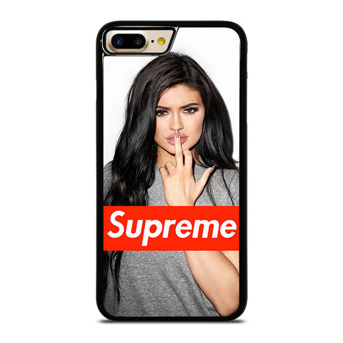 KYLIE SUPREME JENNER iPhone 4/4S 5/5S/SE 5C 6/6S 7 8 Plus X Case - Best Custom Phone Cover Design