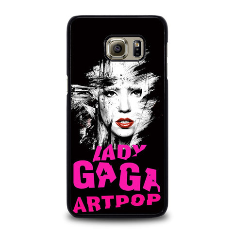 LADY-GAGA-PINK-samsung-galaxy-s6-edge-plus-case-cover
