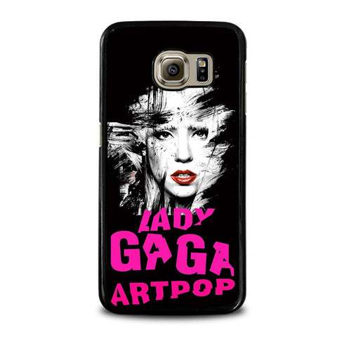 LADY-GAGA-PINK-samsung-galaxy-s6-case-cover