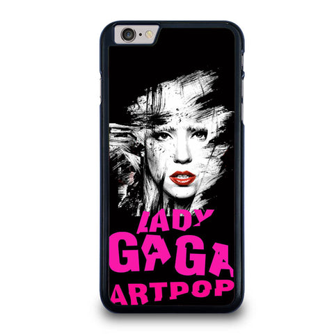 LADY-GAGA-PINK-iphone-6-6s-plus-case-cover