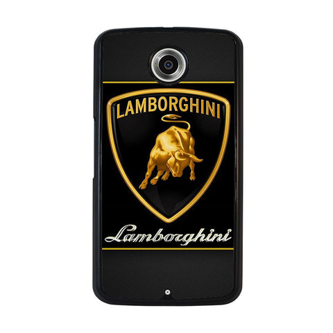 LAMBORGHINI-nexus-6-case-cover