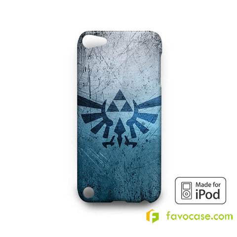 LEGEND OF ZELDA 2 iPod Touch 4, 5 Case Cover