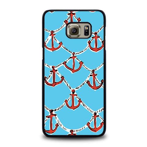 LILLY-PULITZER-ANCHOR-samsung-galaxy-s6-edge-plus-case-cover