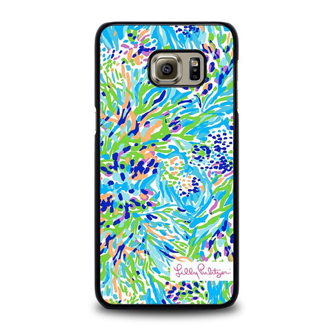 LILLY-PULITZER-SEA-SOIREE-samsung-galaxy-s6-edge-plus-case-cover