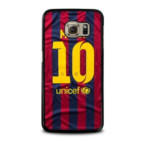LIONEL-MESSI-10-JERSEY-BARCELONA-samsung-galaxy-s6-case-cover