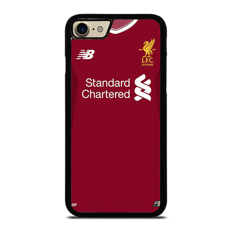 LIVERPOOL FOOTBALL JERSEY KIT Case for iPhone, iPod and Samsung Galaxy - best custom phone case