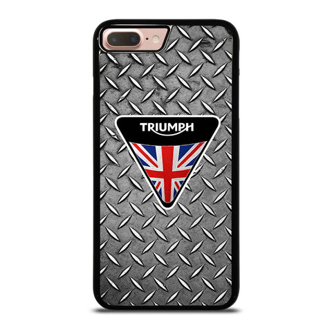 LOGO-TRIUMPH-MOTORCYCLE-iphone-8-plus-case-cover