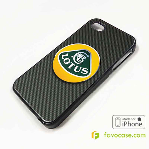 LOTUS Racing Team F1 Formula iPhone 4/4S 5/5S/SE 5C 6/6S 7 8 Plus X Case Cover