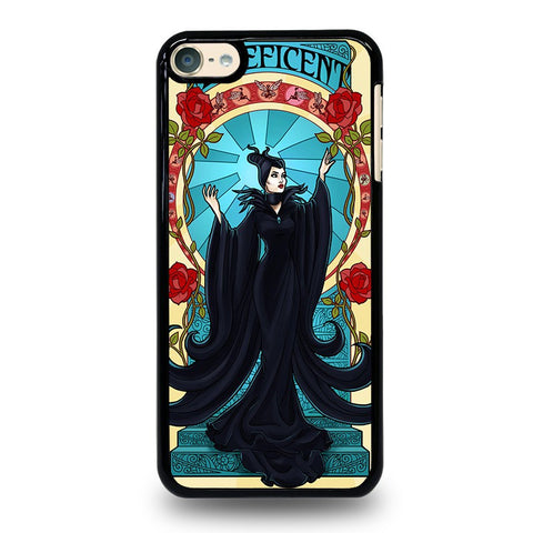 MALEFICENT-SLEEPING-BEAUTY-Disney-ipod-touch-6-case-cover