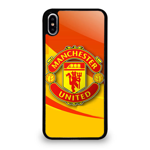 MANCHESTER UNITED-iphone-xs-max-case-cover