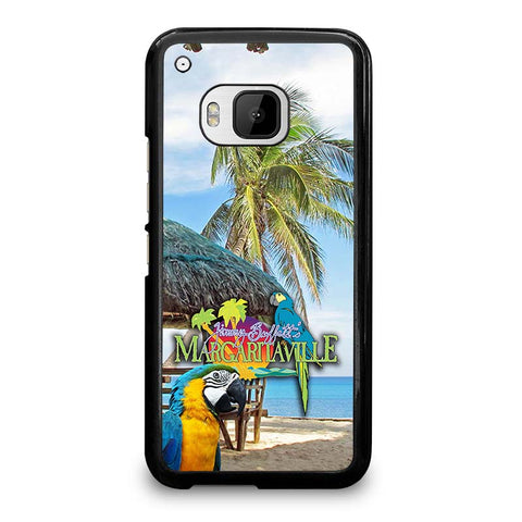 MARGARITAVILLE-JIMMY-BUFFETT'S-HTC-One-M9-Case-Cover