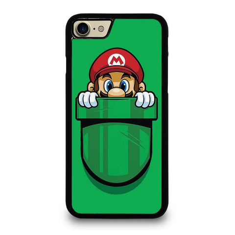 MARIO-BROSS-POCKET-PLUMBER-case-for-iphone-ipod-samsung-galaxy