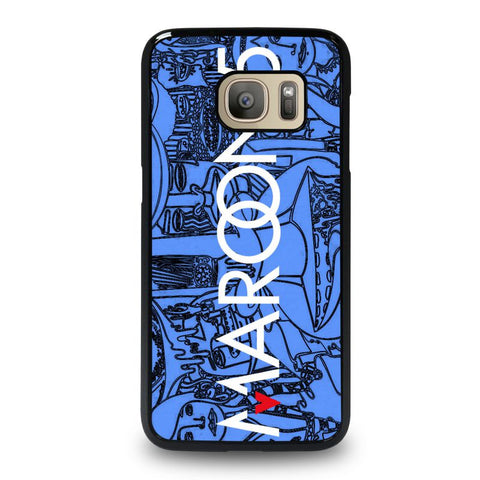 MAROON-5-'3-Adam-Levine-samsung-galaxy-S7-case-cover