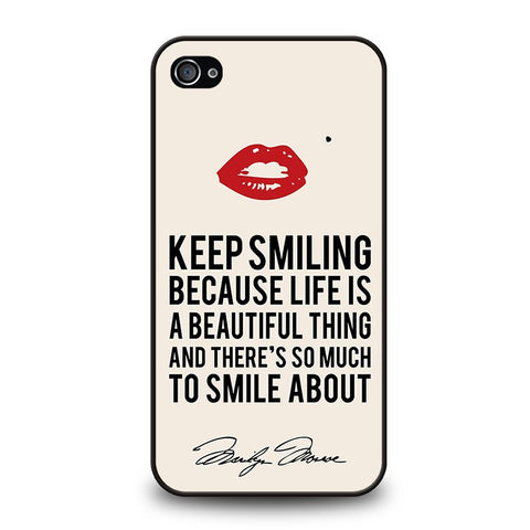 MARYLIN-MONROE-QUOTES-iphone-4-4s-case-cover