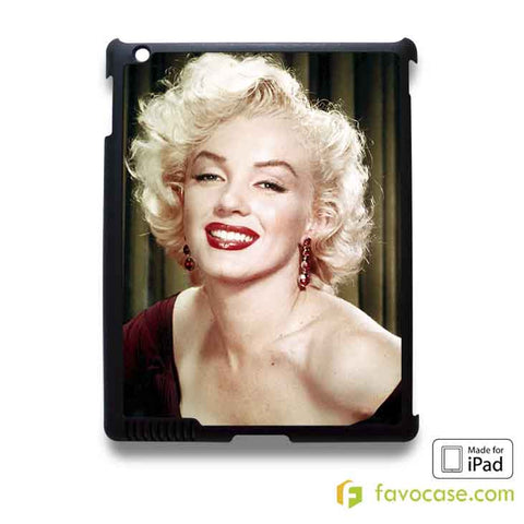 MARYLIN MONROE iPad 2 3 4 5 Air Mini Case Cover