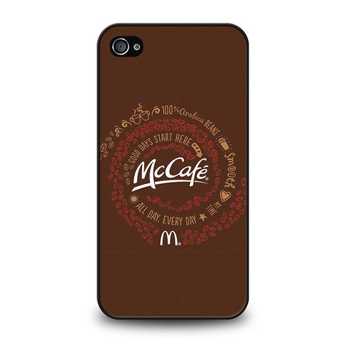 mccafe-logo-2-iphone-4-4s-case-cover