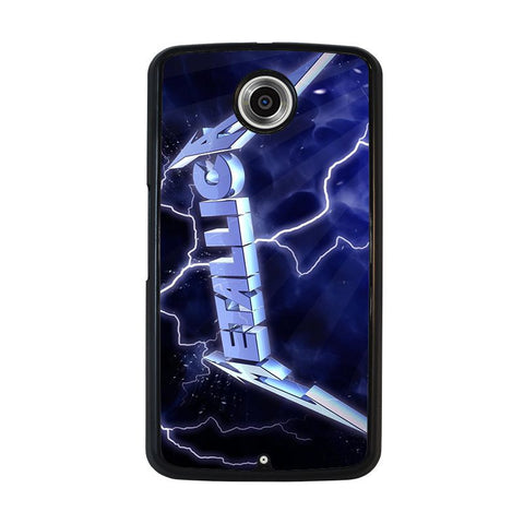 METALLICA-nexus-6-case-cover