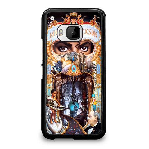 MICHAEL-JACKSON-DANGEROUS-HTC-One-M9-Case-Cover
