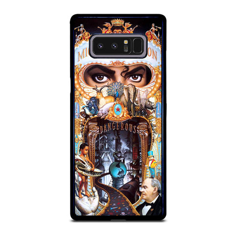 MICHAEL-JACKSON-DANGEROUS-samsung-galaxy-note-8-case-cover
