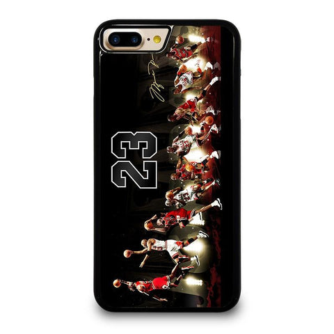 MICHAEL JORDAN 6 iPhone 4/4S 5/5S/SE 5C 6/6S 7 8 Plus X Case Cover