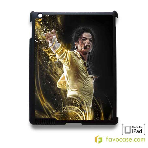 MICHAEL JACKSON 1 King of Pop iPad 2 3 4 5 Air Mini Case Cover