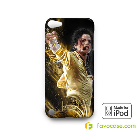 MICHAEL JACKSON 1 King of Pop  iPod Touch 4, 5 Case Cover