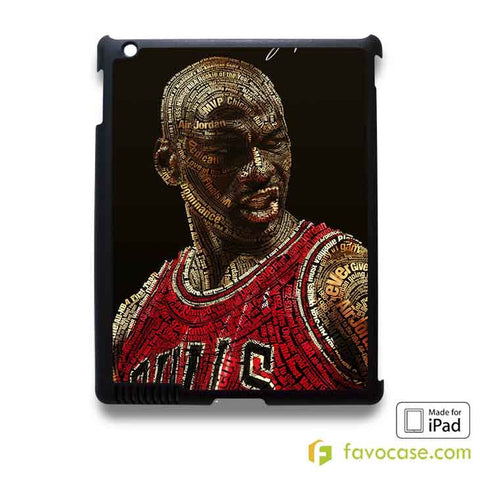 MICHAEL JORDAN 1 Chicago Bulls 23 Air iPad 2 3 4 5 Air Mini Case Cover