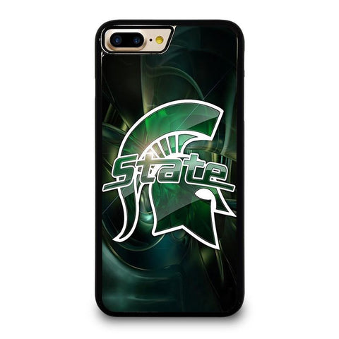 MICHIGAN STATE SPARTANS iPhone 4/4S 5/5S/SE 5C 6/6S 7 8 Plus X Case Cover
