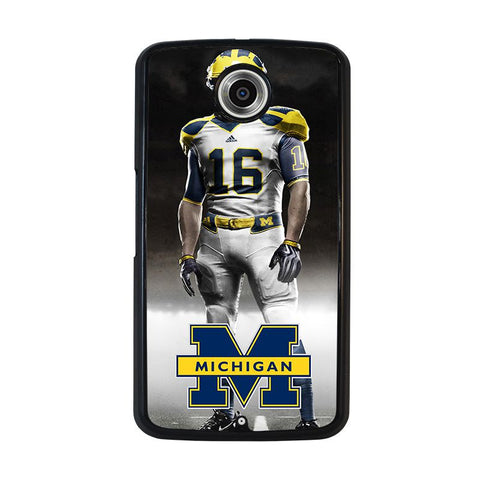 MICHIGAN-WOLVERINES-nexus-6-case-cover