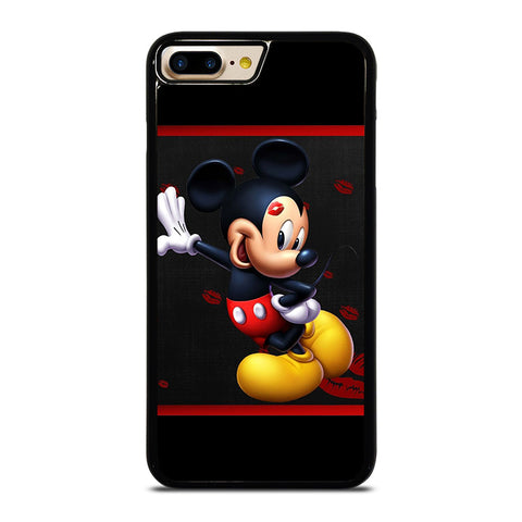 MICKEY MOUSE KISS iPhone 4/4S 5/5S/SE 5C 6/6S 7 8 Plus X Case - Best Custom Phone Cover Design