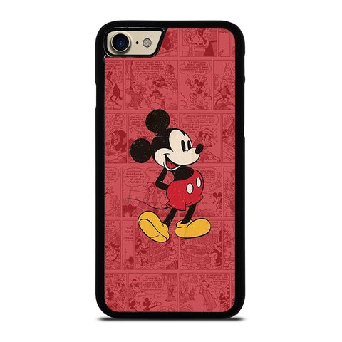 MICKEY MOUSE RETRO COMIC Case for iPhone, iPod and Samsung Galaxy - best custom phone case