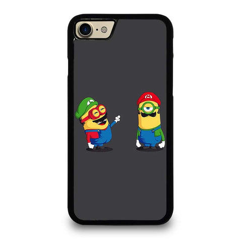 MINIONS-MARIO-AND-LUIGI-case-for-iphone-ipod-samsung-galaxy