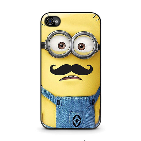 minions-with-moustache-iphone-4-4s-case-cover