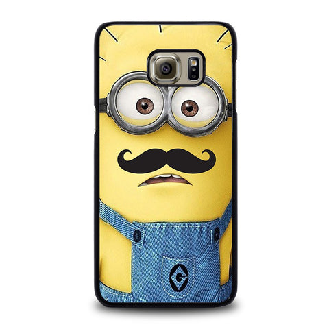 MINIONS-WITH-MOUSTACHE-samsung-galaxy-s6-edge-plus-case-cover