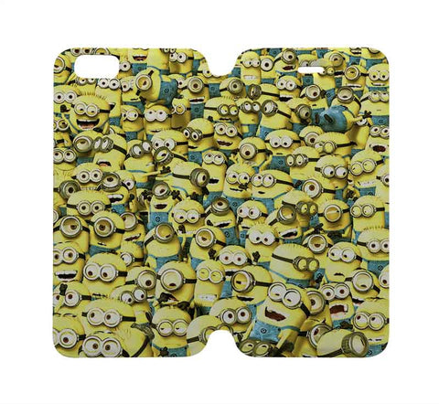 minions-collage-case-wallet-iphone-4-4s-5-5s-5c-6-plus-samsung-galaxy-s4-s5-s6-edge-note-3-4