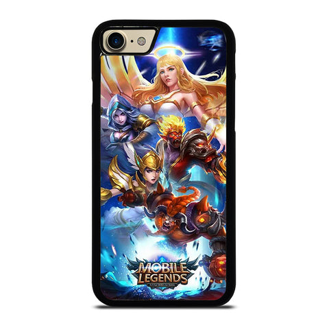 MOBILE LEGENDS Case for iPhone, iPod and Samsung Galaxy - best custom phone case