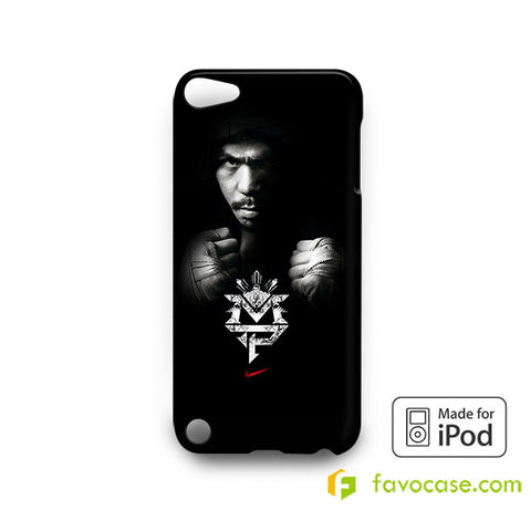 MANNY PACQUIAO BOXING  iPod Touch 4 5 6 Case