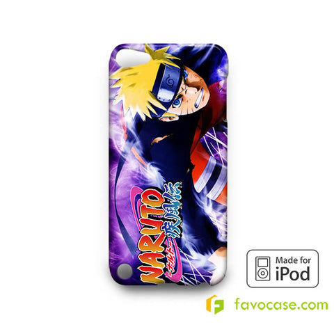 NARUTO SHIPPUDEN 1  iPod Touch 4 5 6 Case
