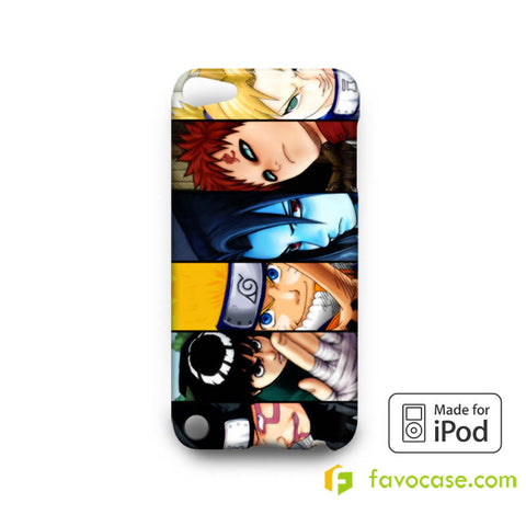 NARUTO SHIPPUDEN 2   iPod Touch 4 5 6 Case