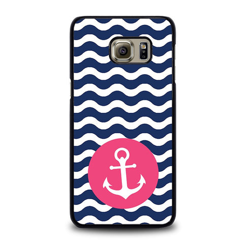 NAUTICAL-ANCHOR-Pattern-samsung-galaxy-s6-edge-plus-case-cover