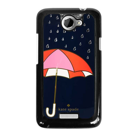 NAVY-UMBRELLA-KATE-SPADE-HTC-One-X-Case-Cover