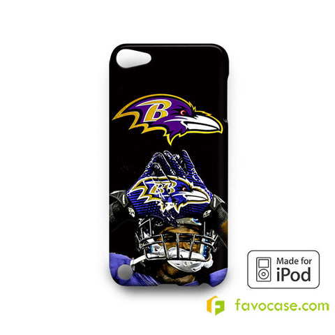 NEW BALTIMORE RAVENS NFL FOOTBALL  iPod Touch 4 5 6 Case