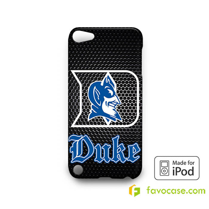 outlet store 8acb5 e3ce9 NEW DUKE BLUE DEVILS COLLEGE iPod Touch 4 5 6 Case - Favocase