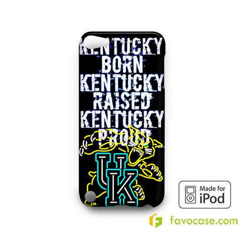 NEW KENTUCKY WILDCATS UK COLLEGE  iPod Touch 4 5 6 Case