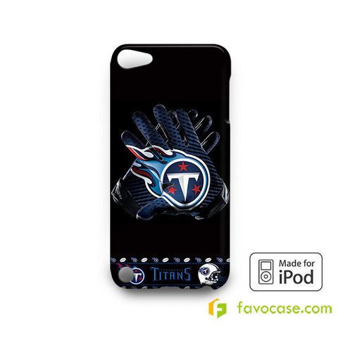 NEW TENNESSEE TITANS NFL FOOTBALL  iPod Touch 4 5 6 Case