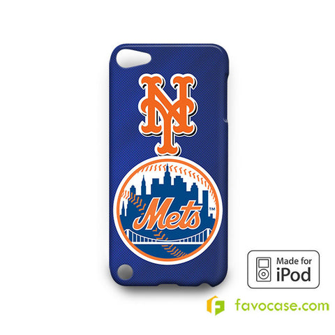 NEW YORK METS  iPod Touch 4 5 6 Case