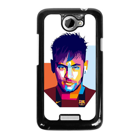 NEYMAR-.JR-MOZAIC-HTC-One-X-Case-Cover